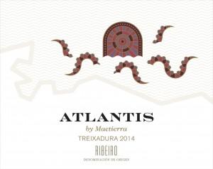 AtlantisTreixadura-300x238 Atlantis Treixadura, Ribeiro joven y fresco!